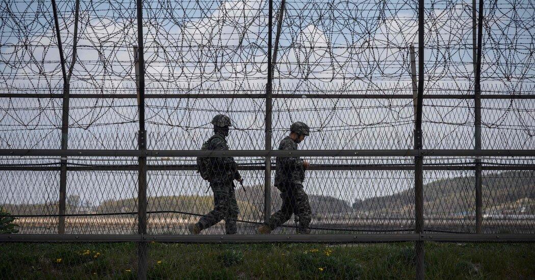 Loose Screws Allowed Defector to Slip Over Korean Border Undetected