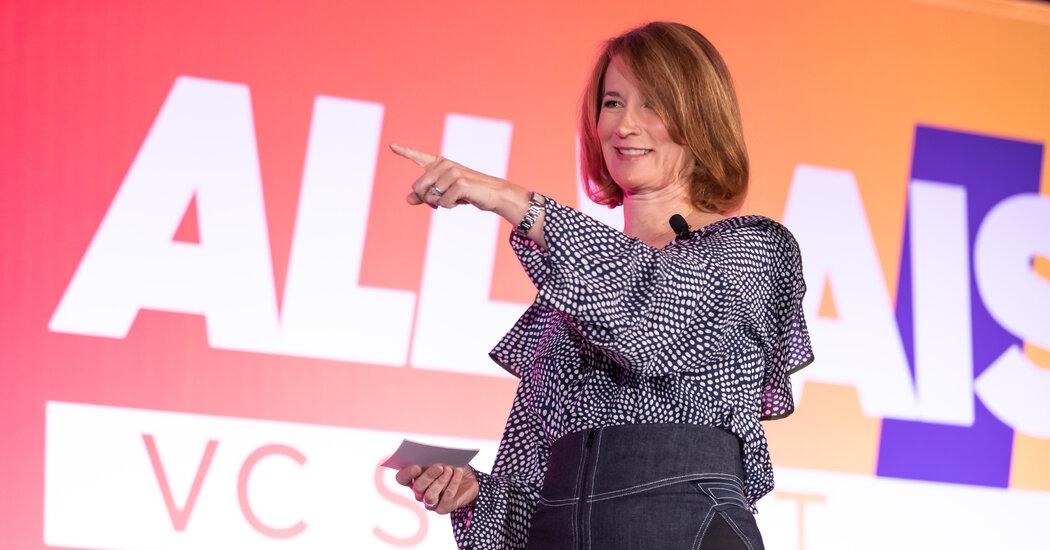 Group Seeking Equality for Women in Tech Raises  Million