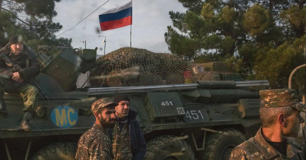 In Armenia-Azerbaijan Peace Deal, Putin Applied a Deft New Touch