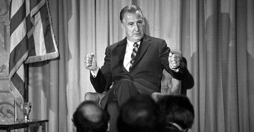 Rachel Maddow and Michael Yarvitz Tell the Full Sordid Story of Spiro Agnew