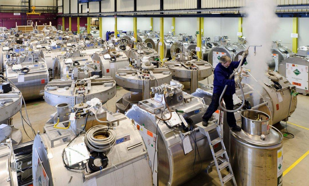 helium supply in cryogenic news