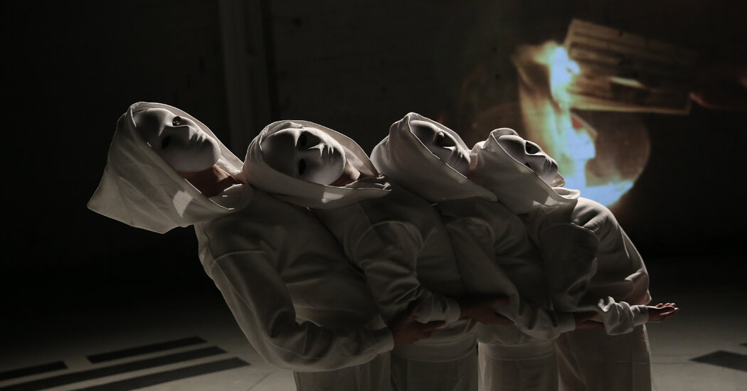An Artist's View of Hazing Rituals, Haunted by Tragedy