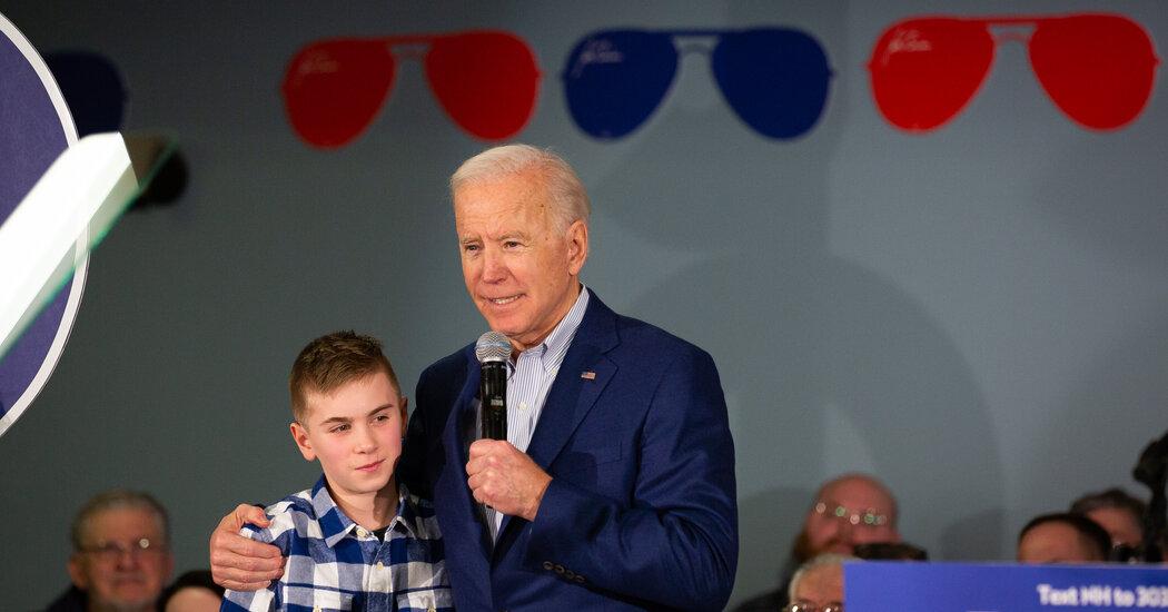 How Joe Biden's Digital Team Tamed the MAGA Internet