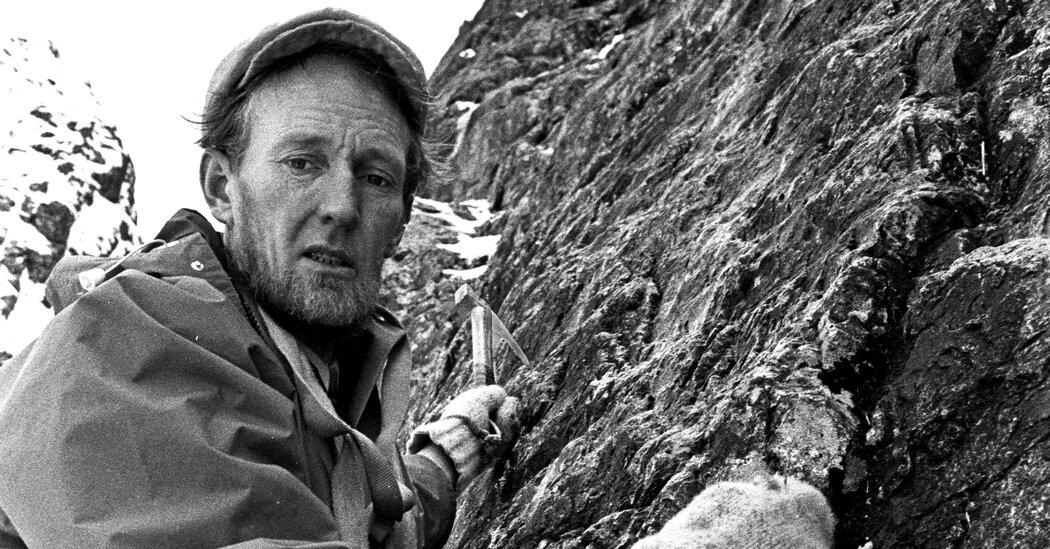 Hamish MacInnes, Scotland's Man of the Mountains, Dies at 90