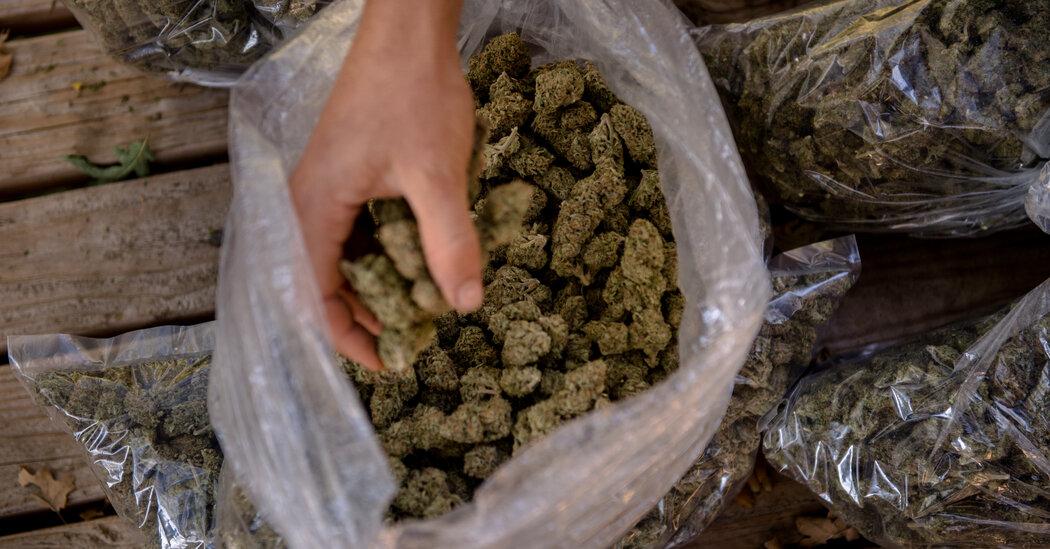 House Passes Landmark Bill Decriminalizing Marijuana