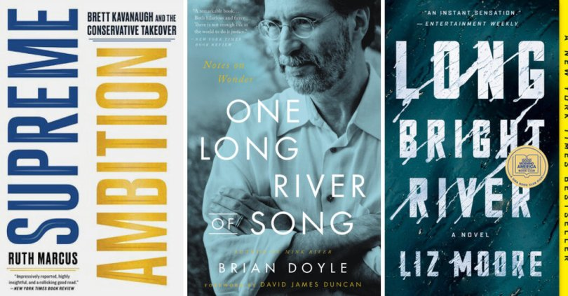 New in Paperback: 'Supreme Ambition' and 'Homewreckers'