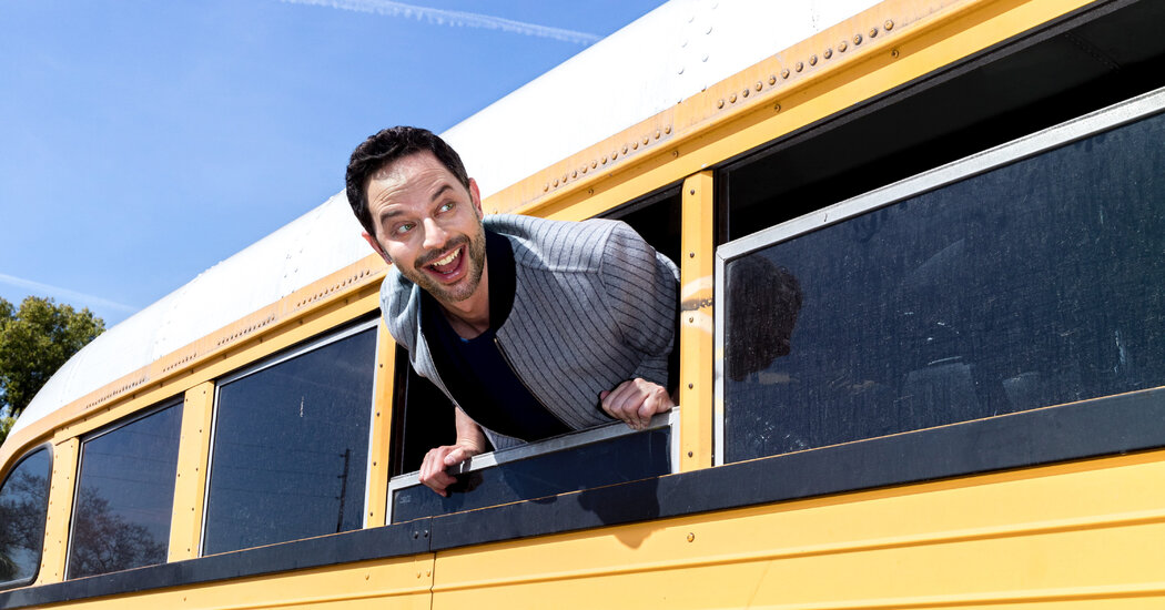 How Nick Kroll Became the Picasso of Puberty