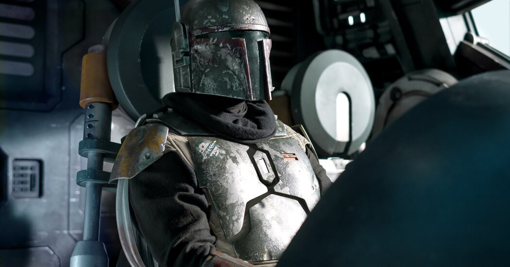 Being Boba Fett: Temuera Morrison Discusses 'The Mandalorian'