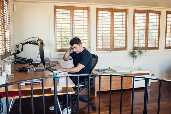 Brian Chesky, the chief executive of Airbnb, which is set to begin trading on the Nasdaq on Thursday.