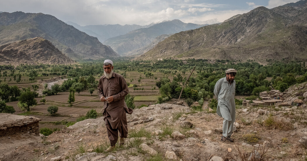 U.S. Leaves Bases in Afghanistan — and a Legacy of Land Disputes