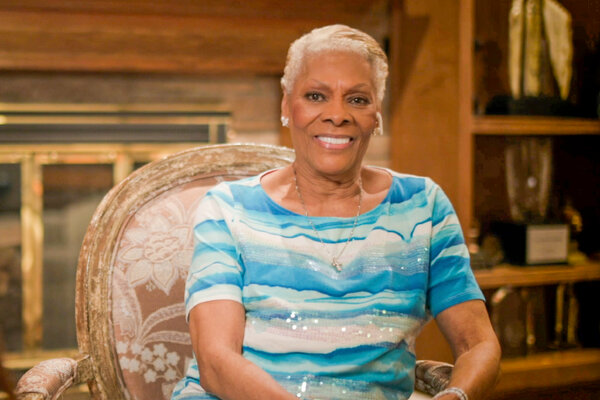 Dionne Warwick Has Entered the Chat - The New York Times