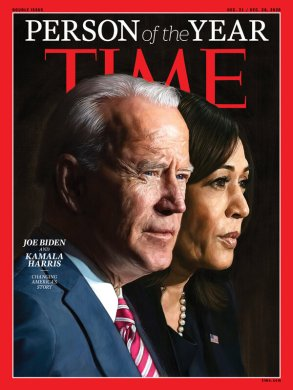 The cover of Time's Dec. 21 issue.