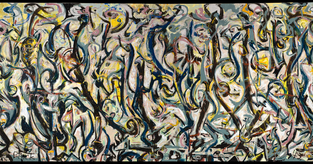 Jackson Pollock, Before the Drip