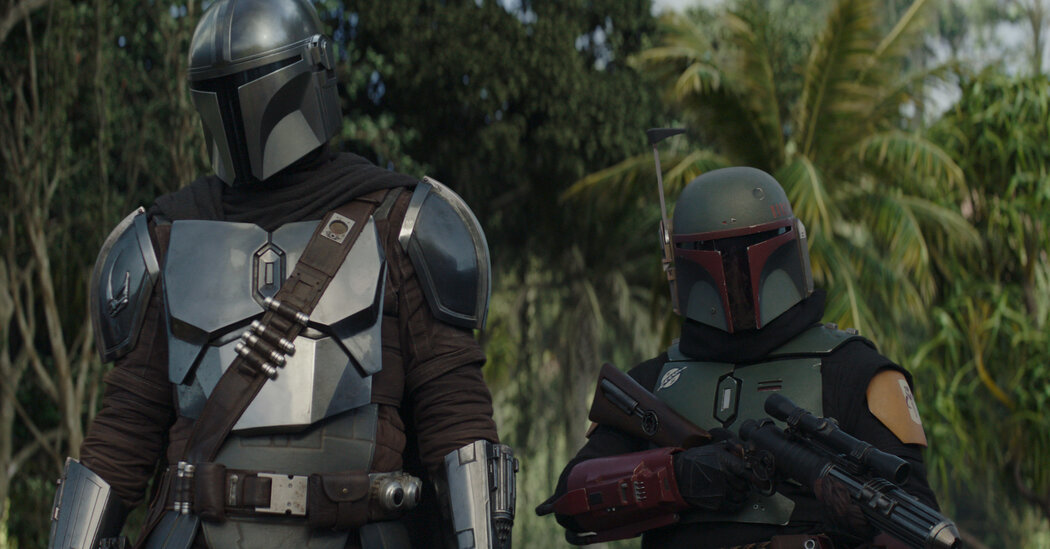 'The Mandalorian' Season 2, Episode 7 Recap: Face-off on Morak