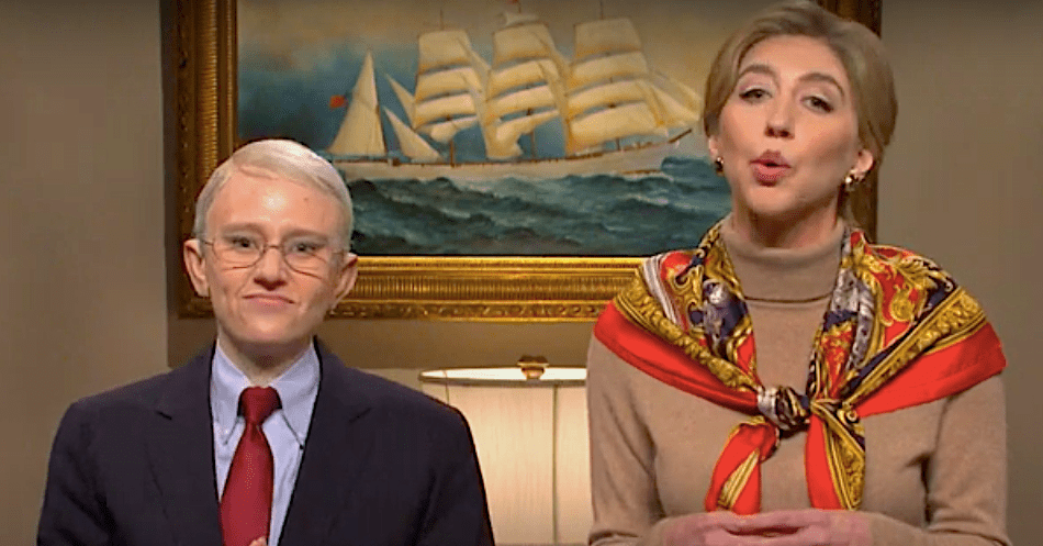 'Saturday Night Live' Sends Up Fauci and Covid-19 Vaccine Rollout