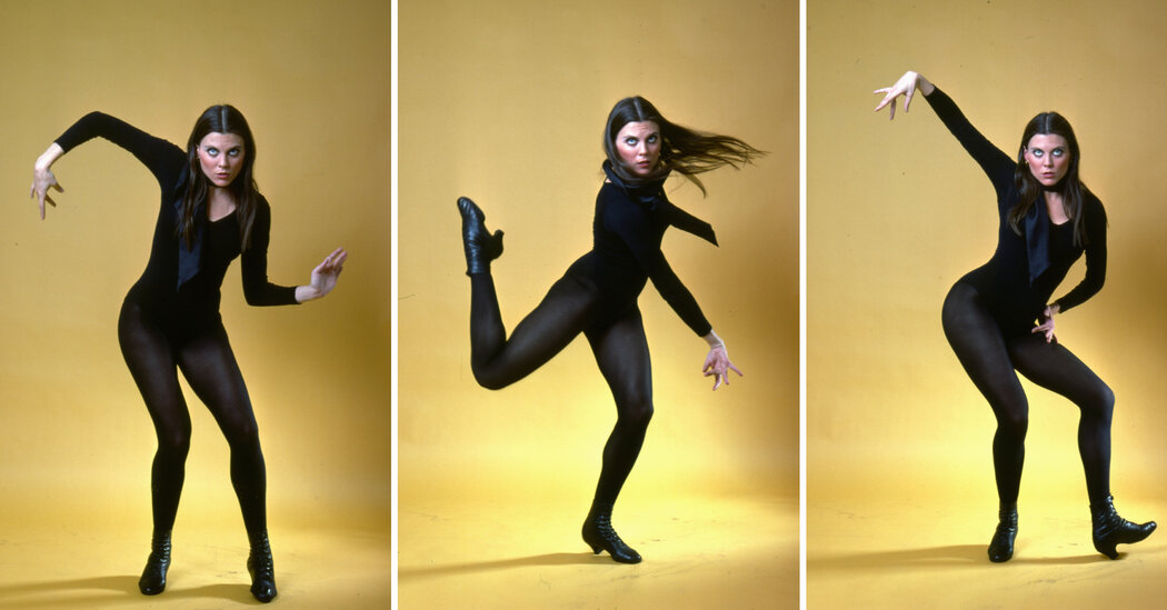 Ann Reinking: Playful, Refined and With Legs for Days