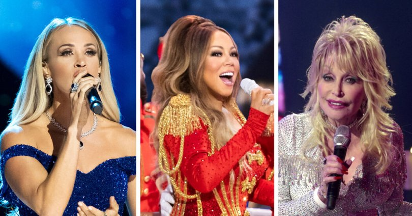 Mariah! Dolly! Carrie! 2020 Can't Quarantine This Cheer