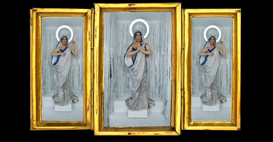 Review: Mother Teresa Sings, in Drag and With Doubts