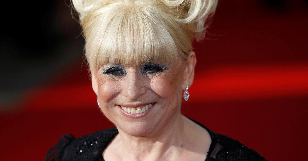 Barbara Windsor, Beloved British TV and Film Star, Dies at 83