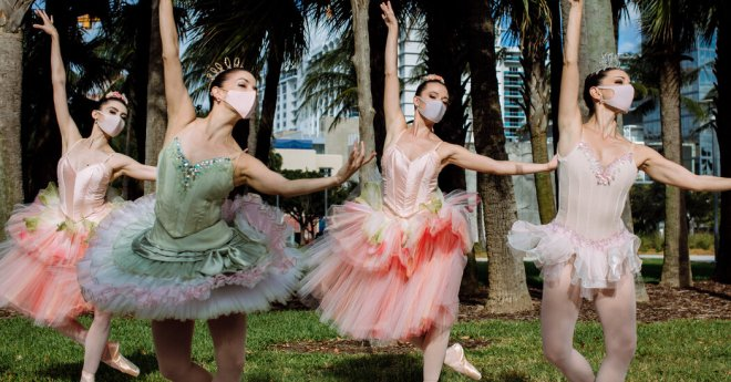 'The Nutcracker': Sugarplum Dreams Under the Palm Trees in Miami