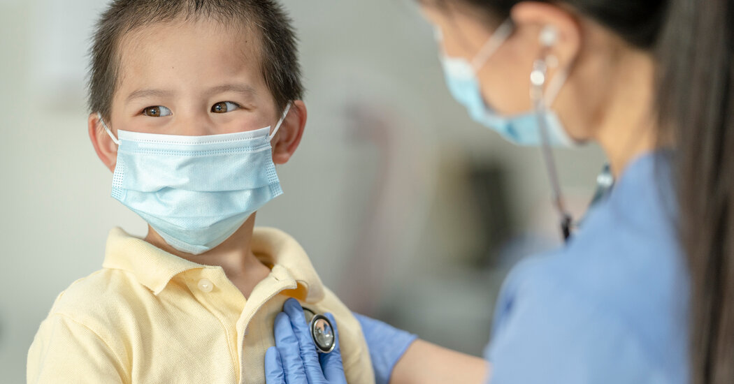 Don't Postpone Children's Health Care in the Pandemic