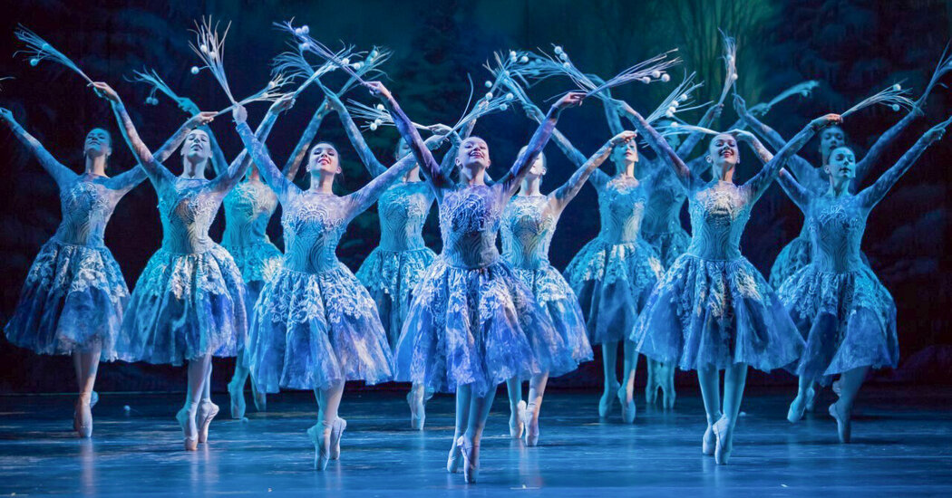 'Nutcracker' in May? The Virus Postpones a Christmas Tradition