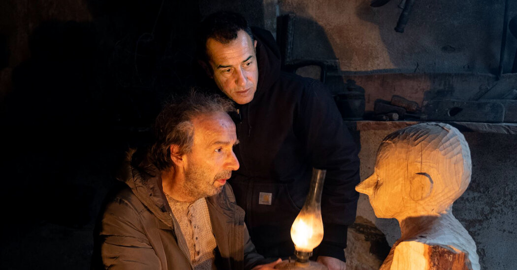 A New Pinocchio Film Returns to the Tale's Dark Origins