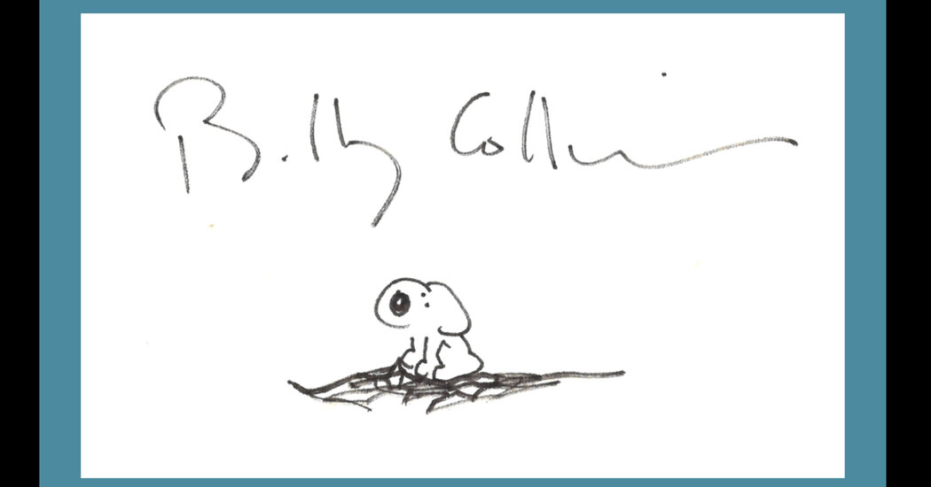 The Doodles of Great Writers