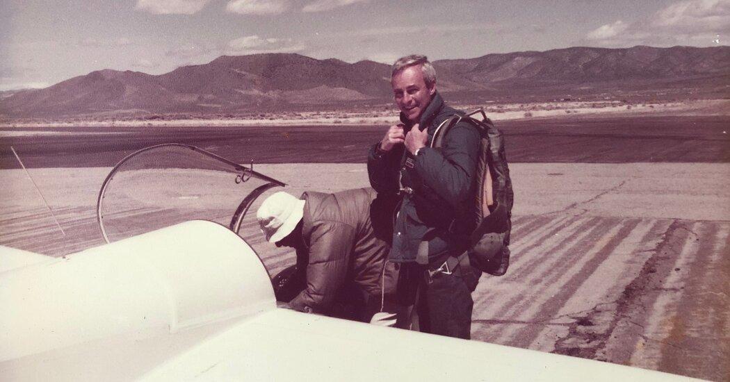 Daniel M. Tellep, Engineer Who Steered Lockheed's Growth, Dies at 89