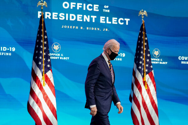 President-elect Joseph R. Biden Jr. hopes to galvanize a coalition to confront the economic, diplomatic and military challenges posed by China.