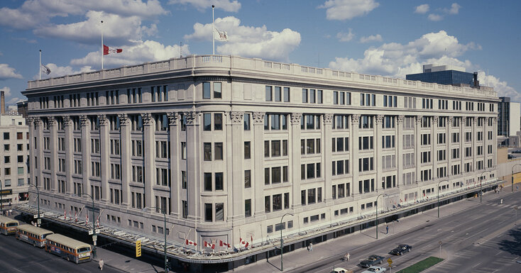 Is There a Future for Winnipeg's Landmark Department Store?