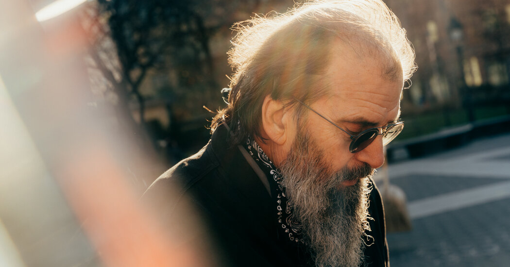 The Album Steve Earle Never Wanted to Make: A Tribute to His Son