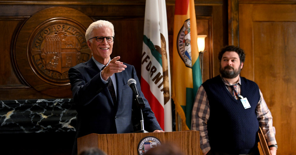 'Mr. Mayor' Review: A Political Comedy From Sitcom Royalty
