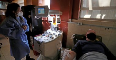 Study Says Blood Plasma Reduces Risk of Severe Covid-19 if Given Early