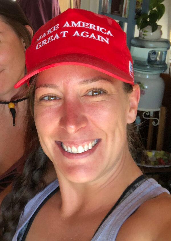 Who Was Ashli Babbitt? Woman Killed in Capitol Embraced Trump, QAnon - The  New York Times
