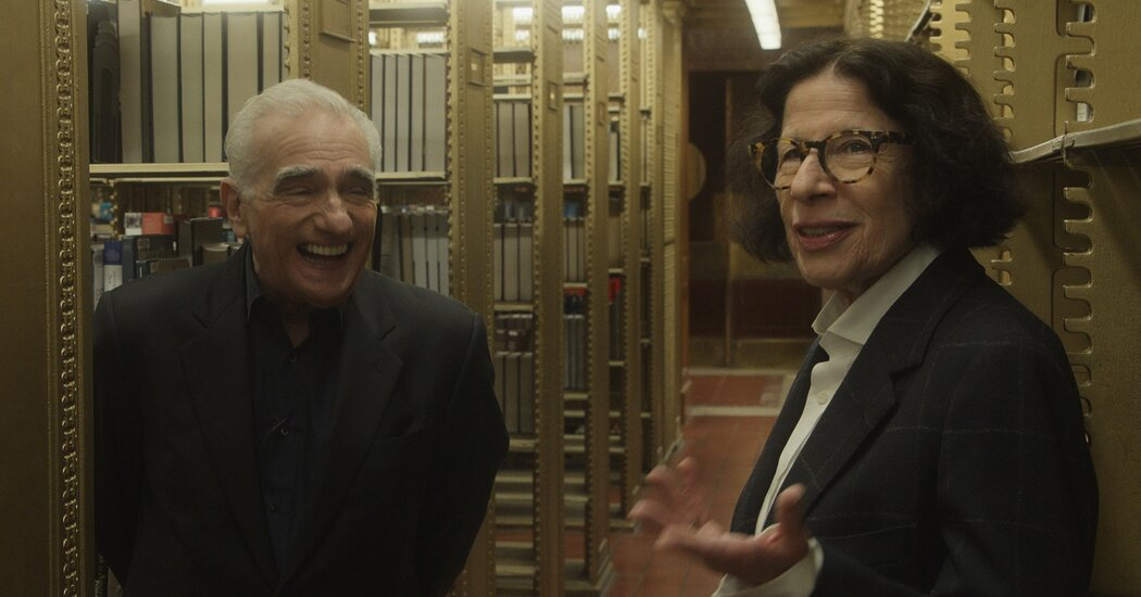 Fran Lebowitz and Martin Scorsese Seek a Missing New York in 'Pretend It's a City'