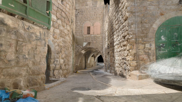 One aspect of the investigation into the former soldier's account involved creating a 3D model of the alleyway on the West Bank where he said the beating took place.