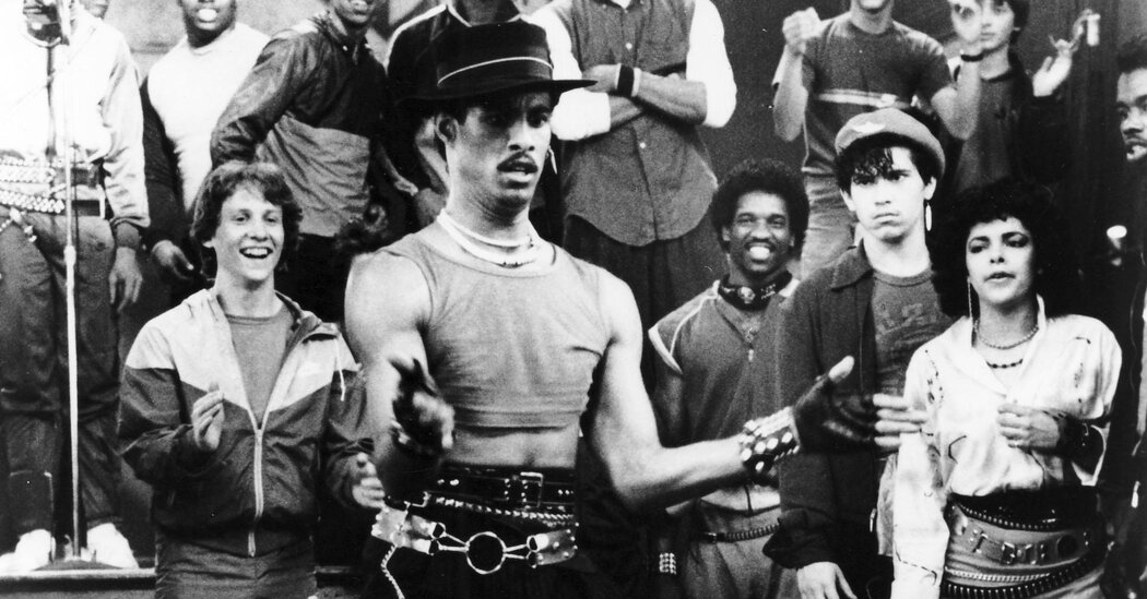 Adolfo Quiñones, an Early Star of Street Dance, Dies at 65