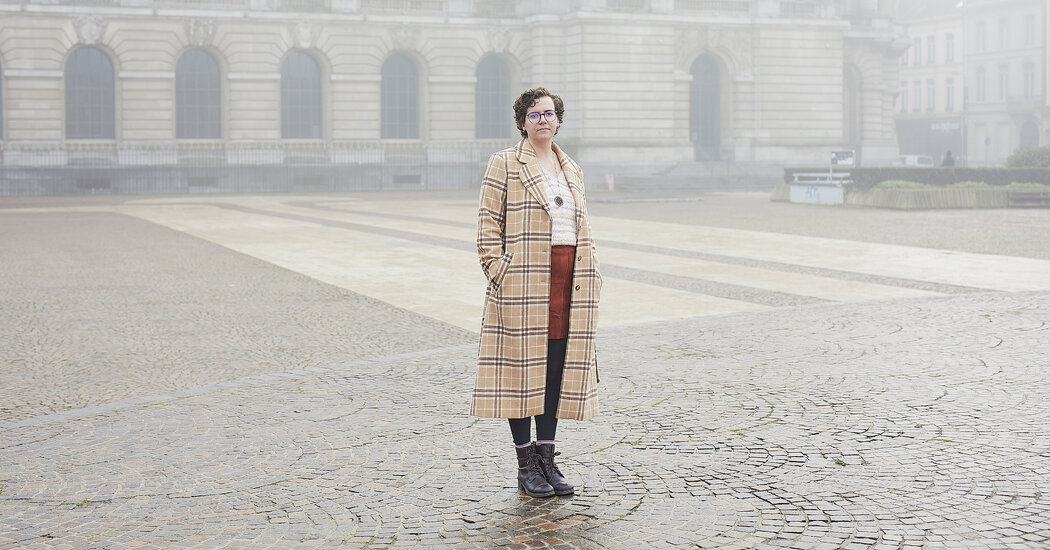 With 'I Hate Men,' a French Feminist Touches a Nerve
