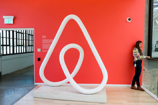 Airbnb's headquarters in San Francisco.