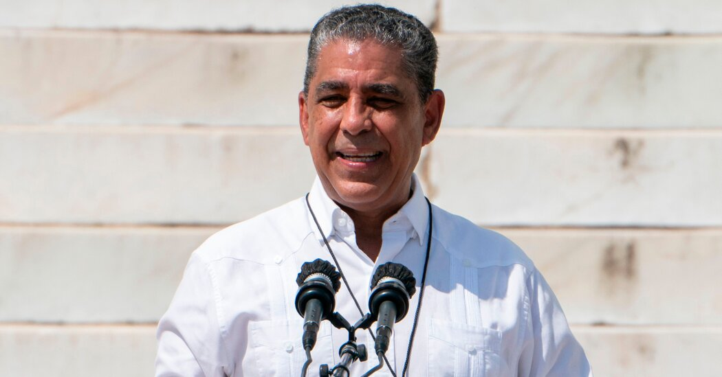 Adriano Espaillat is the latest member of Congress to test positive for the virus after Capitol siege.