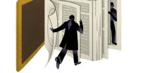 A Comic Novel, a Mystery, a Love Story, a Melodrama — All About Words