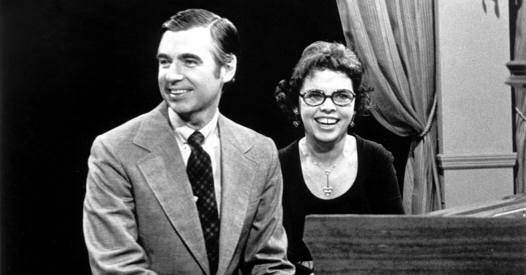 Joanne Rogers, Mister Rogers's Mrs., Is Dead at 92