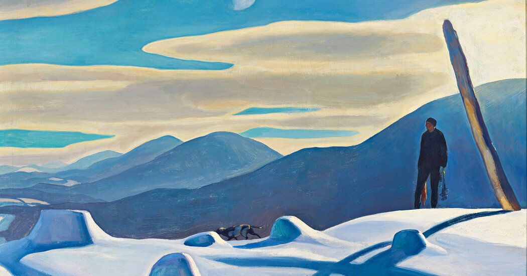 What It Means to Look at Paintings of Snow