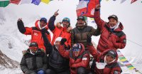 How Climbers Reached the Summit of K2 in Winter for the First Time