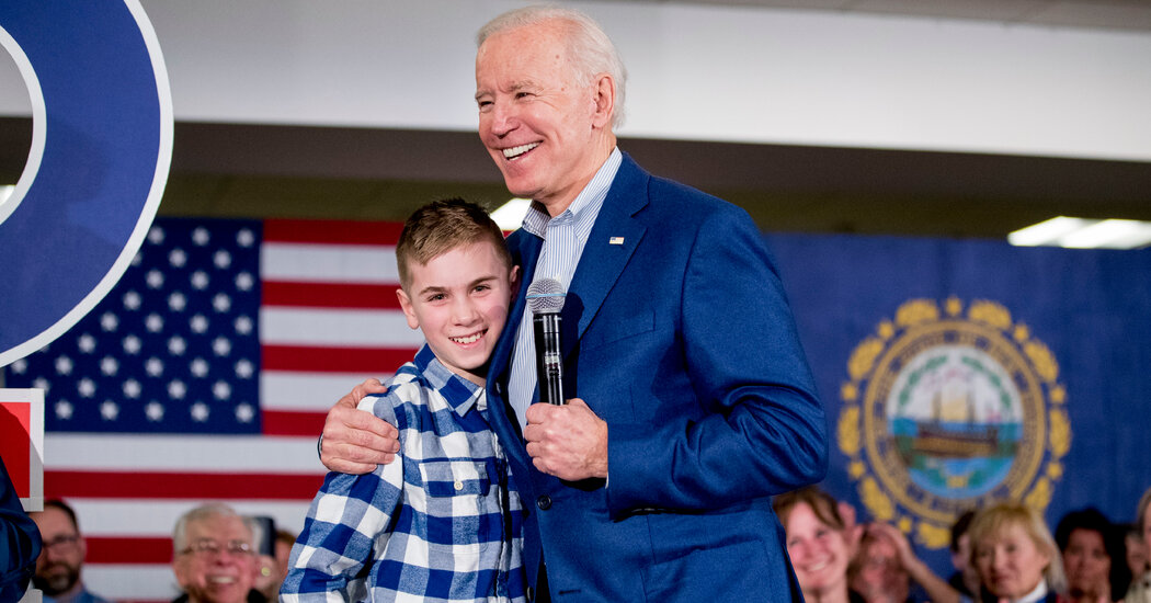 A Stutter Brought Biden and This Teen Together. Now He's Writing a Book About It.