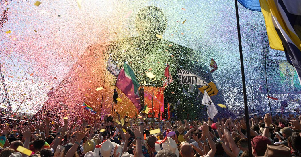 Glastonbury Festival Canceled for a Second Year Due to Pandemic