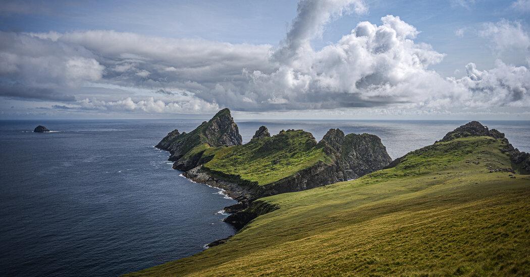 , Agony and Ecstasy on the Scottish Archipelago of St. Kilda, Nzuchi Times National News