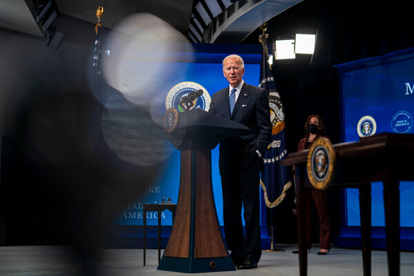 President Biden on Tuesday is expected to announce the establishment of a national commission to examine excessive force violations by law enforcement.