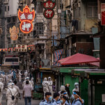 Hong Kong's First Covid-19 Lockdown Exposes Deep-Rooted Inequality